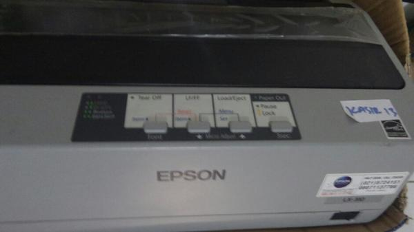 sewa Epson dot matrix LX 310