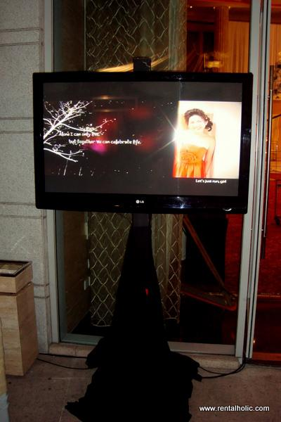 sewa Plasma LED TV 50