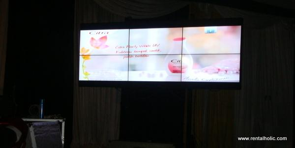 sewa Seamless LCD Video Wall