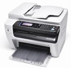 sewa Mesin Fax laser Fuji xerox All in One Multifunction