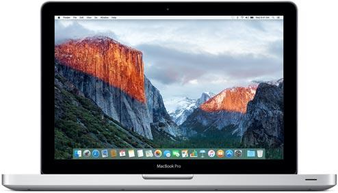 sewa Macbook pro core i5
